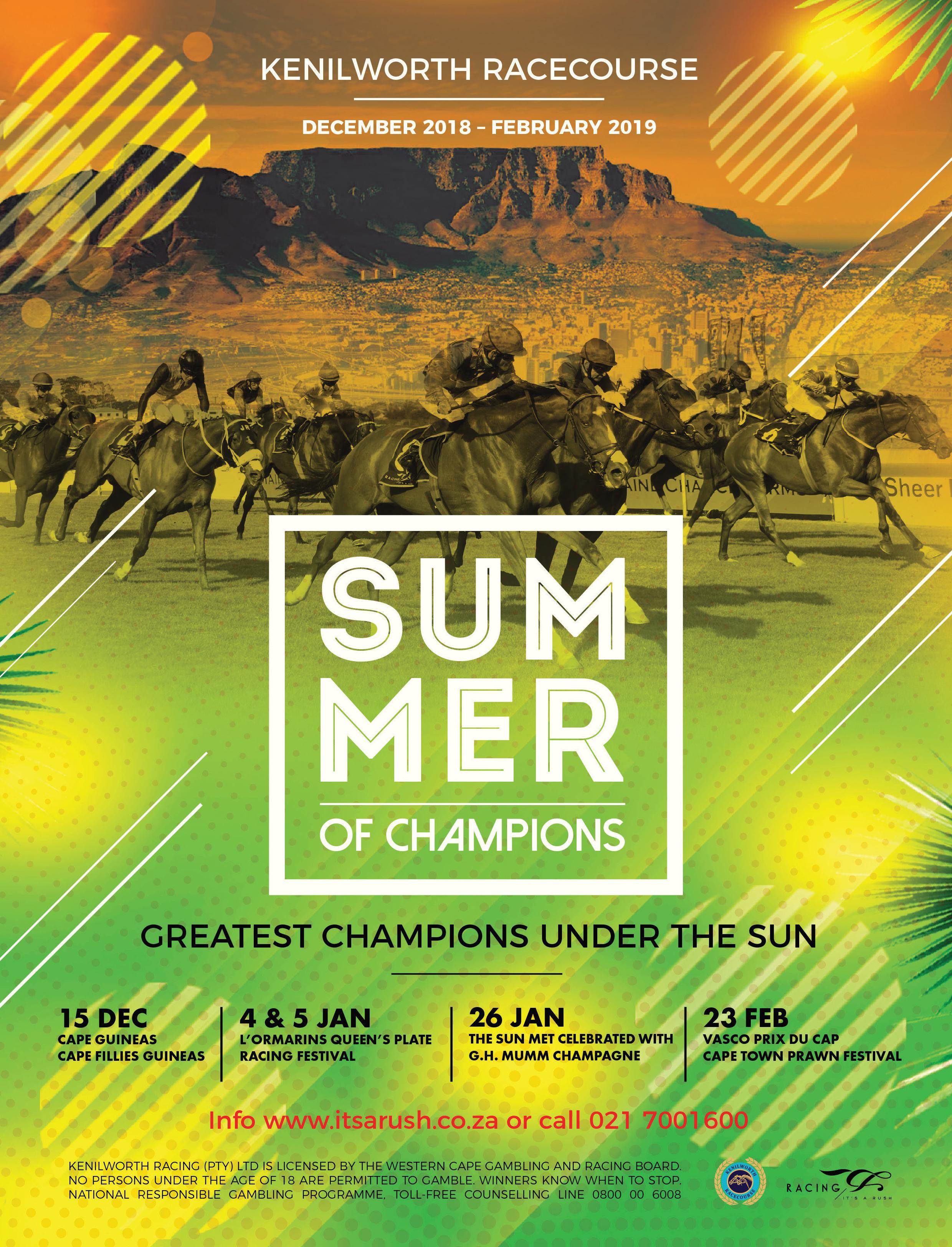 SUMMER OF CHAMPIONS