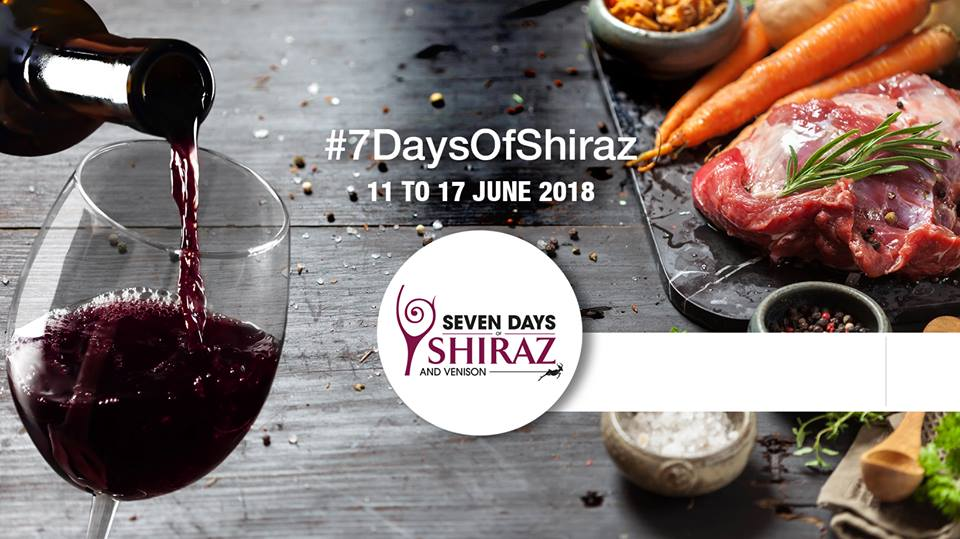 SHIRAZ & VENISON WINTER CELEBRATION