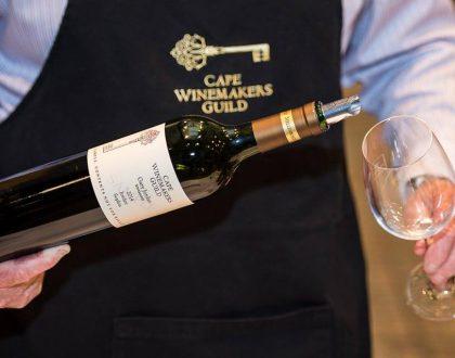 Cape Winemakers Guild Auction Showcase