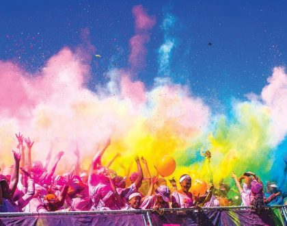Color Run Carnival Tour
