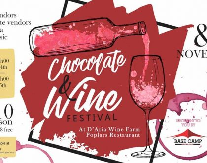 CHOCOLATE & WINE FESTIVAL