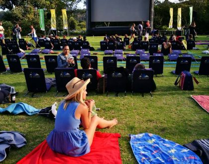 October At The Galileo Open Air Cinema