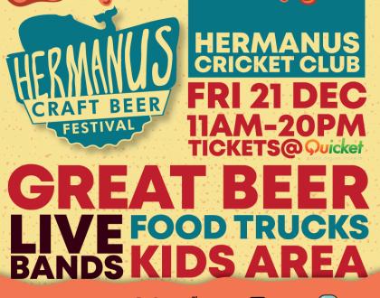 Hermanus Craft Beer Festival