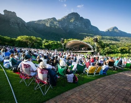 Kirstenbosch Summer Sunset Concerts 2018/19