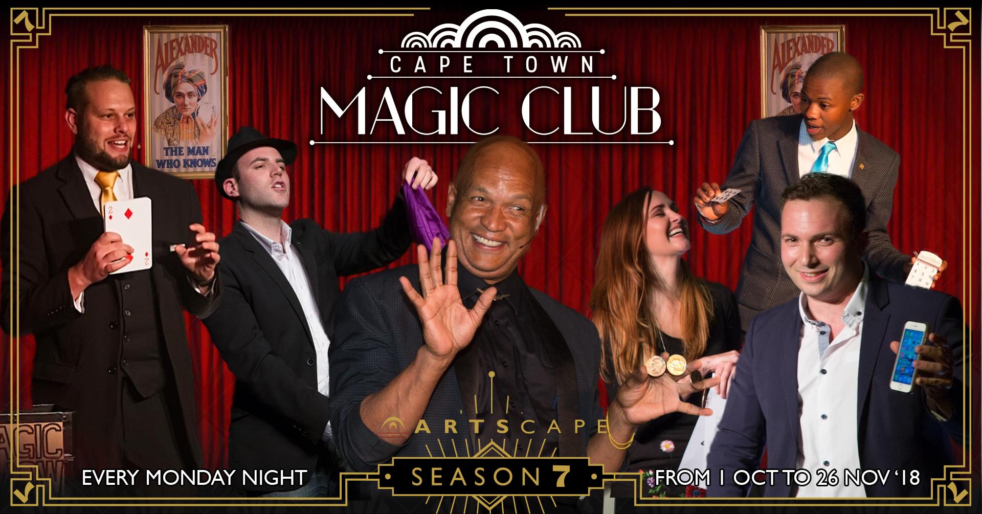 MONDAY NIGHT MAGIC