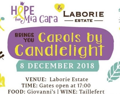 Carols By Candlelight at Laborie