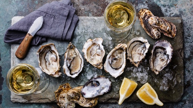 OYSTER & WINE
