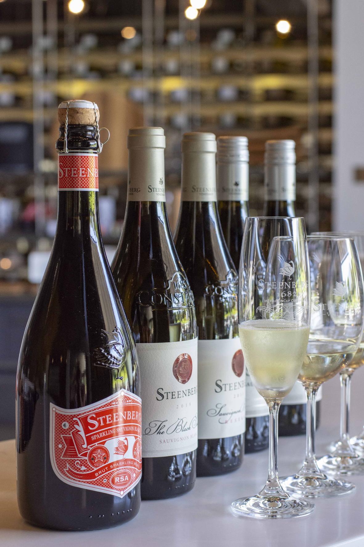 Steenberg's unique offering this International Sauvignon Blanc Day