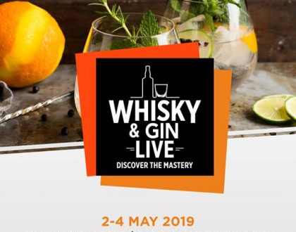 Whisky & Gin Live