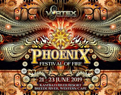 Vortex Phoenix Festival of Fire