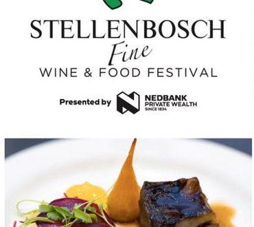 Stellenbosch Fine Wine and Food Festival