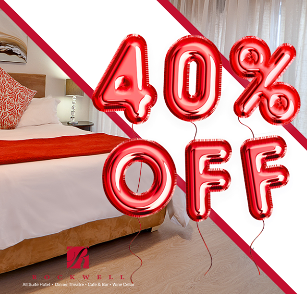 Save 40% At The Rockwell Hotel