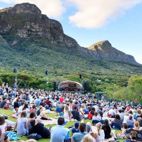 Kirstenbosch Summer Sunset Concerts 2019/20
