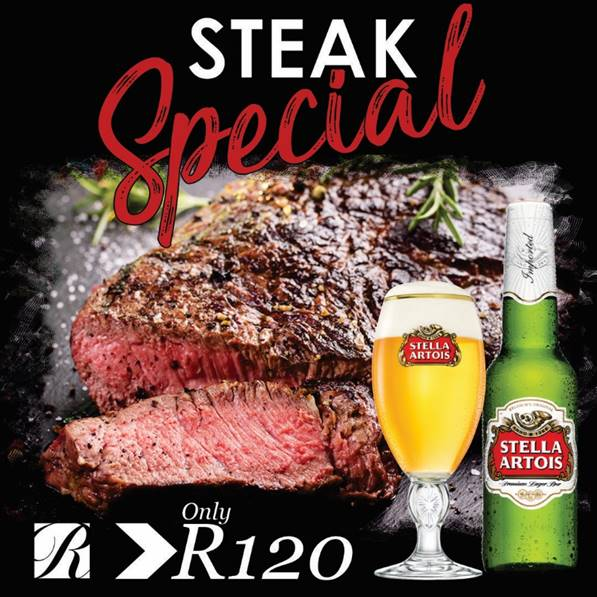Rockwell Steak Speacial