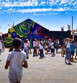 The International Public Arts Festival