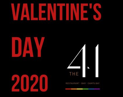 Valentine's Day at The 41