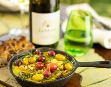 Celebrate Harvest Time at La Motte