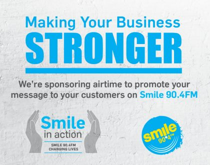 SMILE 90.4FM LAUNCHS SMALL BUSINESS BENEFIT PROGRAMME