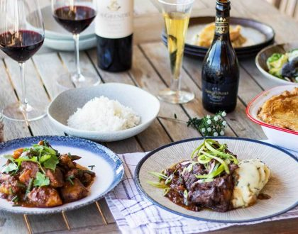 De Grendel Restaurant Meals Delivered To Your Door