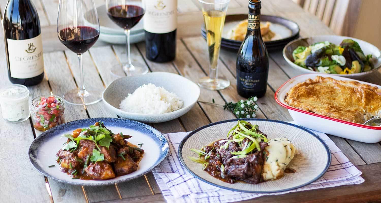 De Grendel Restaurant Meals Delivered To Your Door