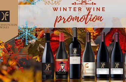 Diemersfontein Winter Wine Promotion