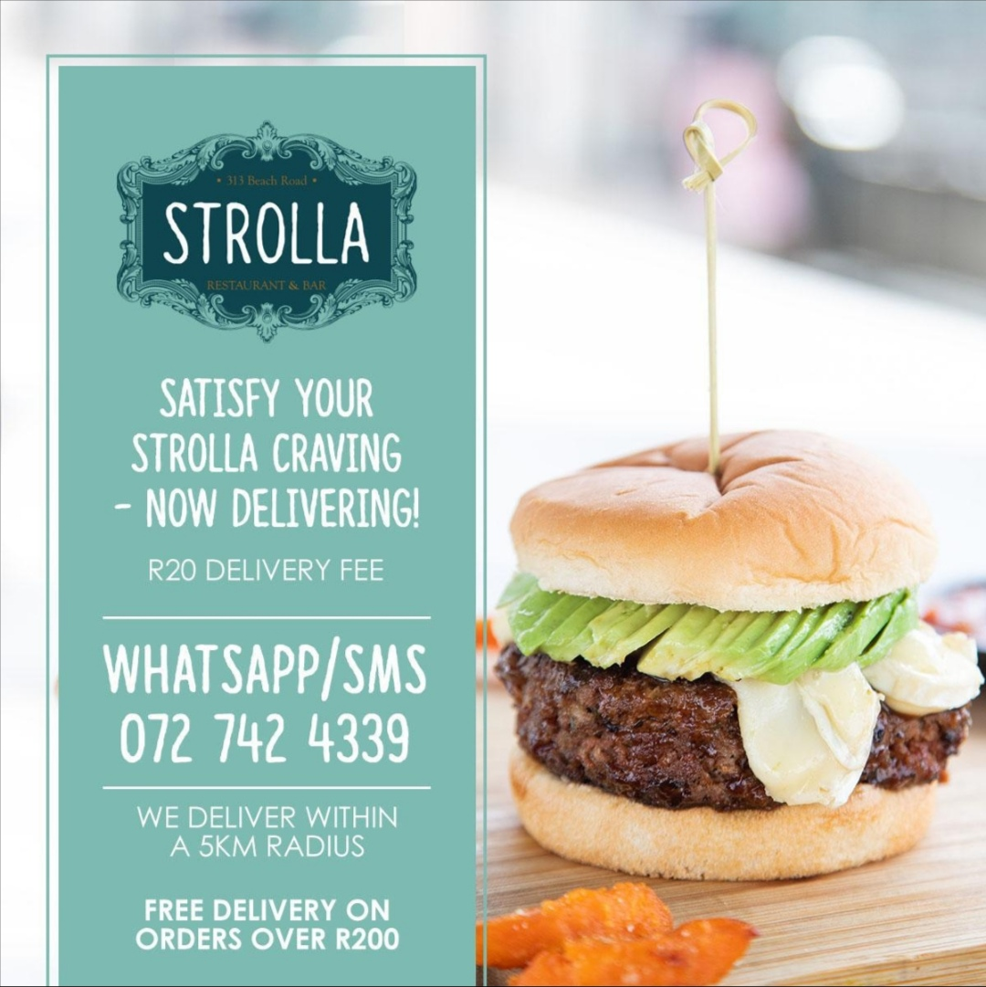 Satisfy Your Strolla Craving
