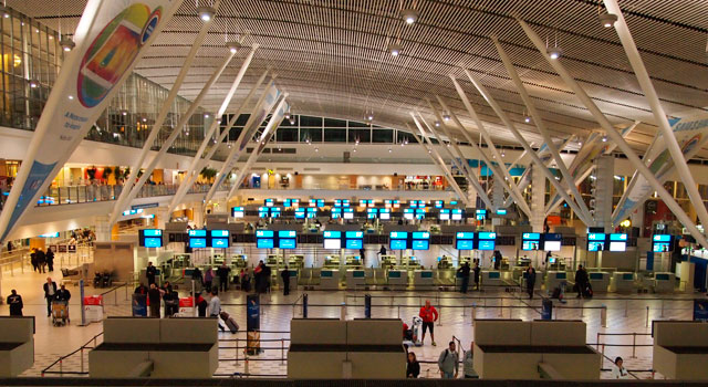THE BEST AIRPORT IN AFRICA
