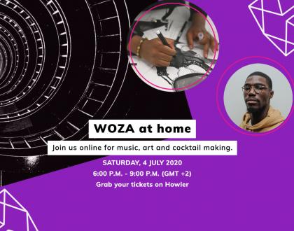 WOZA At Home