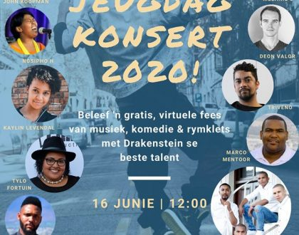 Afrikaans Language Monument Youth Day Concert