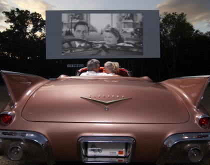 The Galileo Drive In
