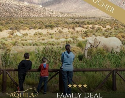 Aquila Family of 4 for 2 Nights