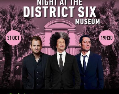 NIGHT AT THE DISTRICT SIX MUSEUM