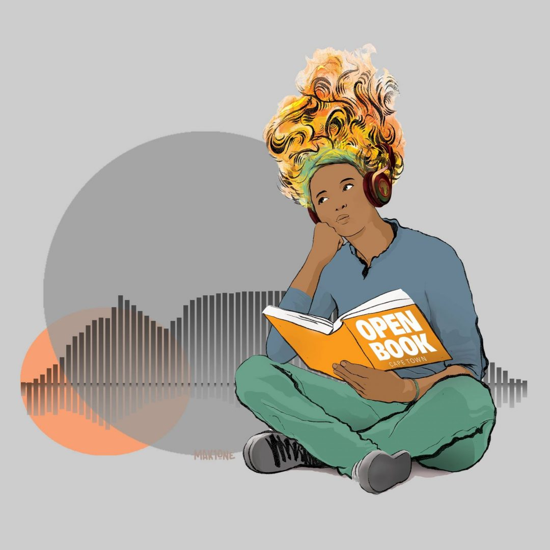 THE OPEN BOOK PODCAST SERIES