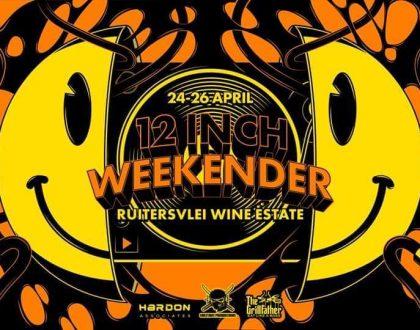 The 12 Inch Weekender