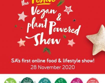 The Festive Vegan & Plant Powered Show
