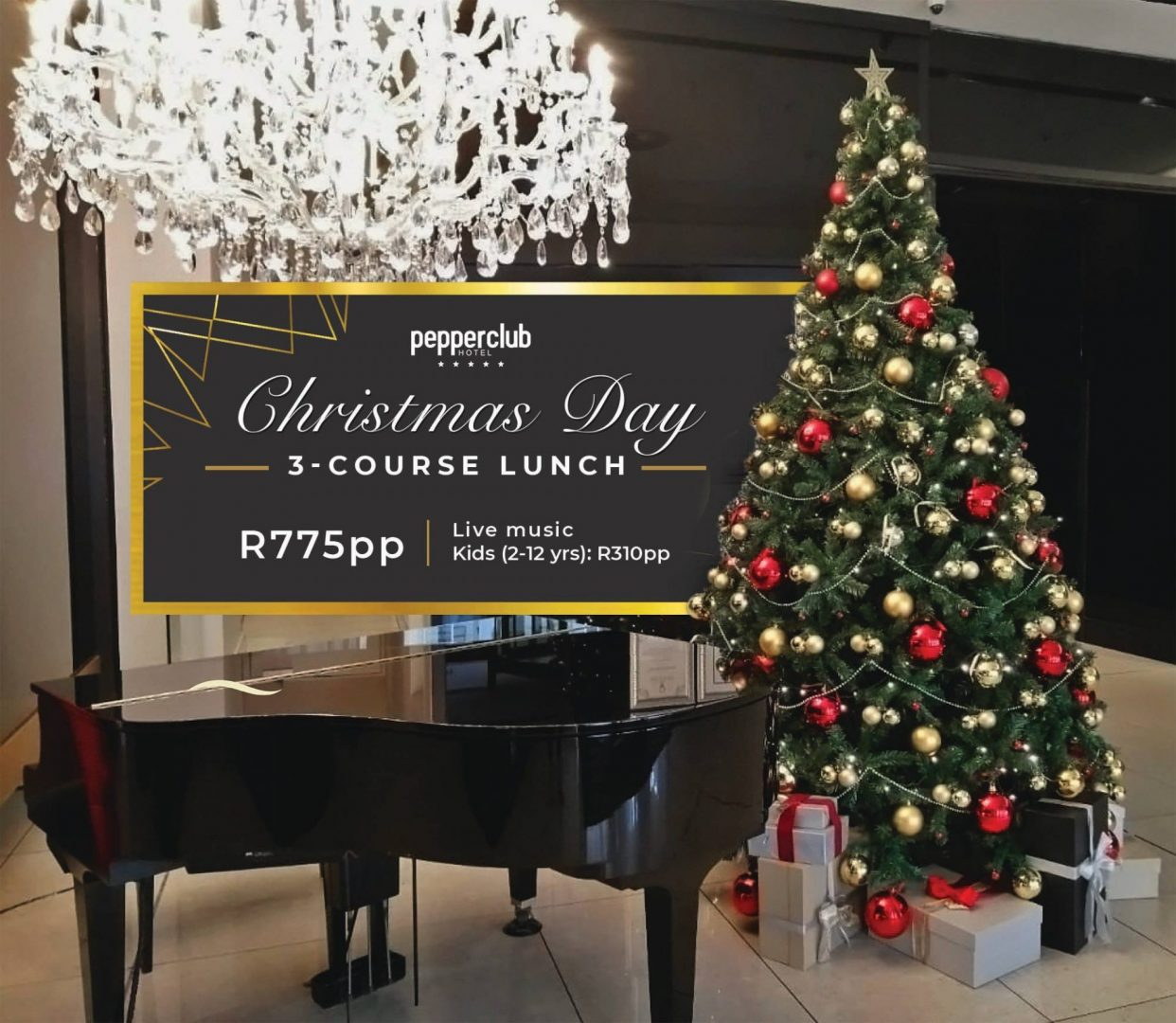 Christmas At The Pepperclub Hotel
