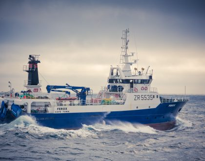 TRAWL-CAUGHT SOUTH AFRICAN HAKE IS CERTIFIED SUSTAINABLE