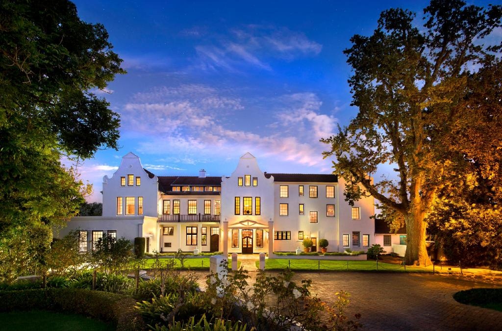 SOUTH AFRICA'S LOCAL HOTEL BRANDS