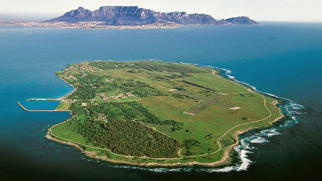 NEVER A BETTER TIME TO VISIT ROBBEN ISLAND