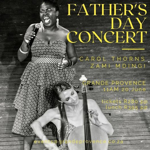 Father's Day Concert At Grande Provence