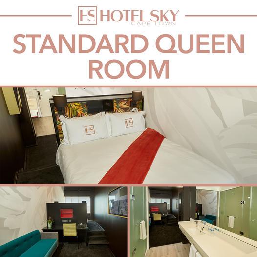 Queen Room Special At Hotel Sky