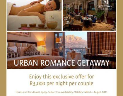 Urban Romance Package At Taj Hotel
