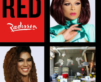 Drag Brunch at the Radisson RED