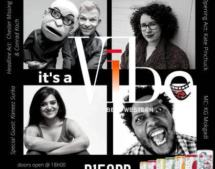 VĪBe Comedy Showcase