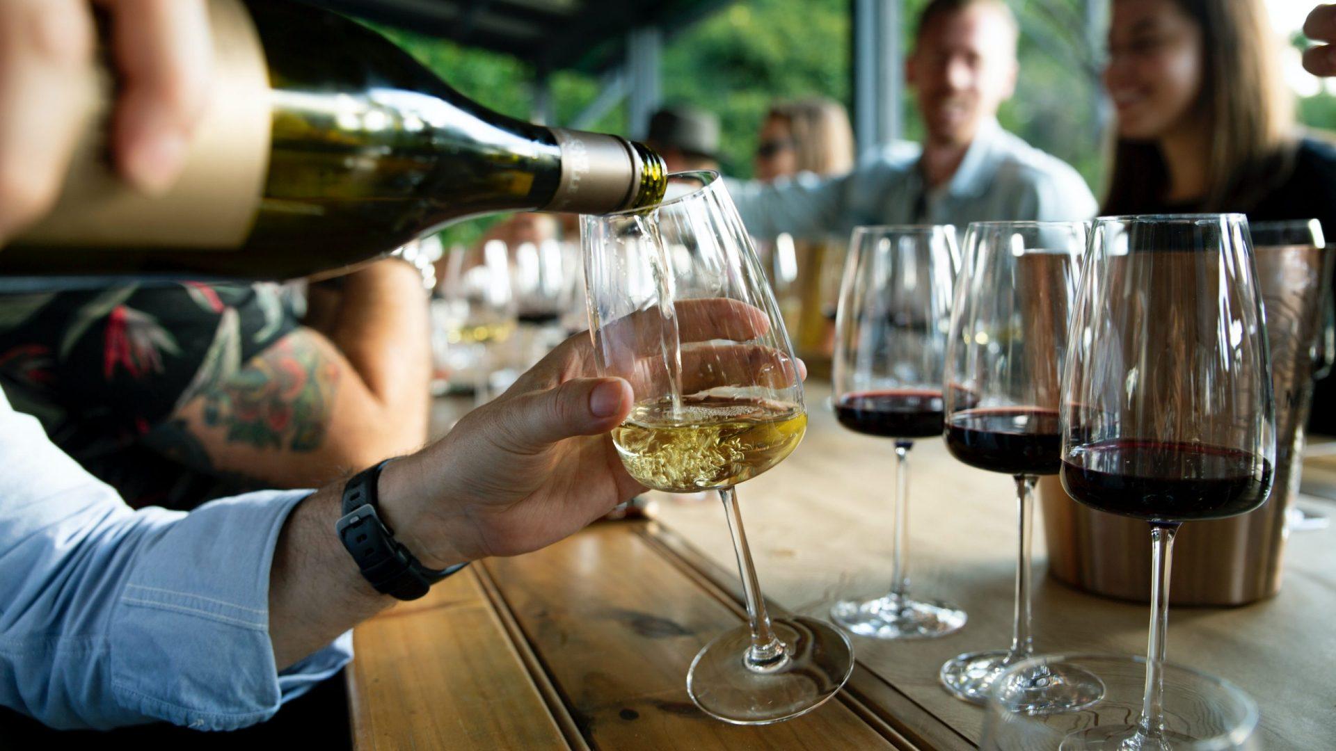 EXCLUSIVE WINE TASTING WITH CARMEN STEVENS