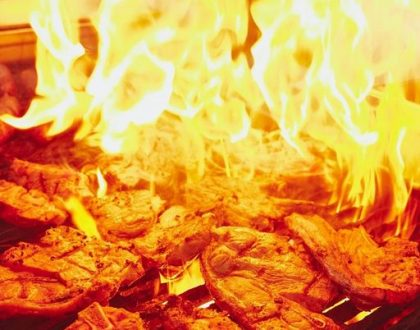FLAMING FRIDAYS AT RADISSON BLU