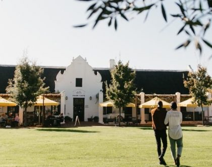SAVOUR A TASTE OF SOUTH AFRICAN HERITAGE AT SPIER